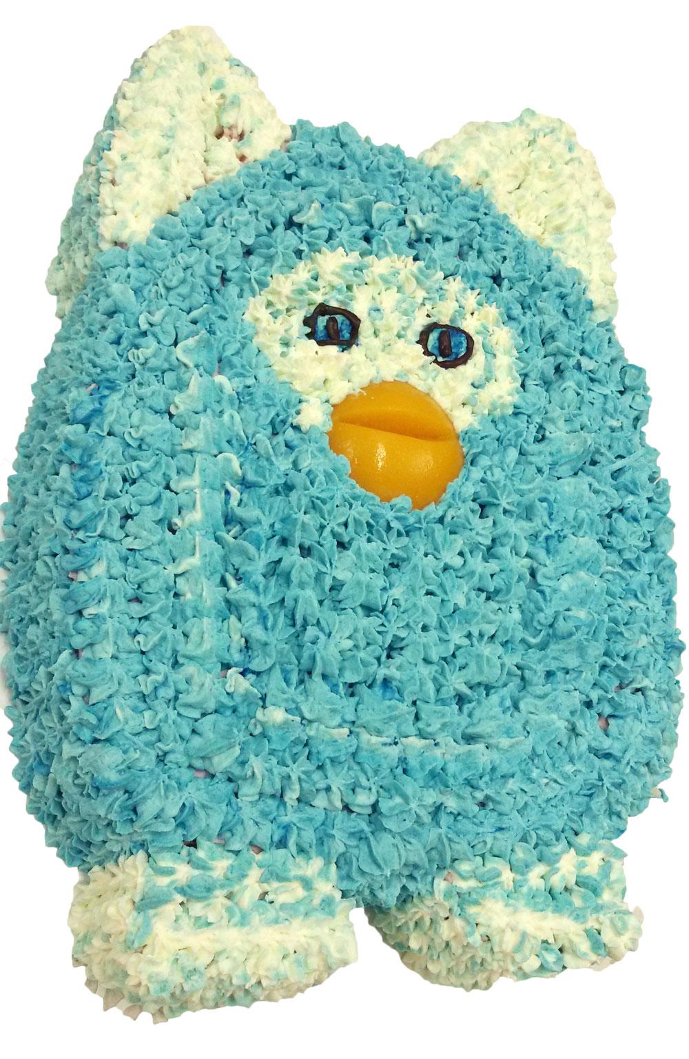 Nowy tort w Cukierni Markiza Stare Babice - Furby!