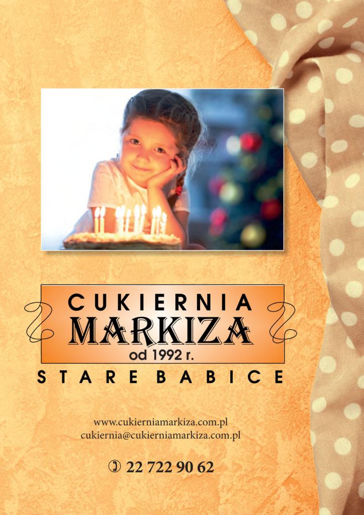 Kliknij aby obejrzeć cały katalog z wypiekami, ciastami i tortami z Cukierni Markiza Stare Babice.