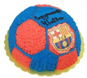 Tort FC Barcelona Cukiernia Markiza Stare Babice, Warszawa