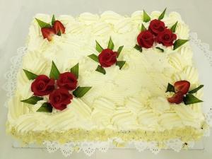 Tort weselny Cukiernia Markiza Stare Babice