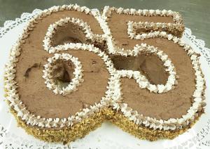 Tort jubileuszowy Cukiernia Markiza Stare Babice