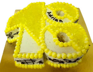 Tort na osiemnastkę  - Cukiernia Markiza Stare Babice