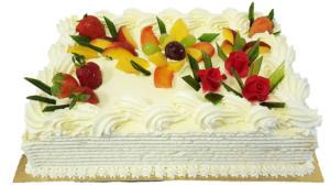 Tort wieloowocowy - Cukiernia Markiza Stare Babice