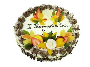 Najlepsze torty komunijne - Cukiernia Markiza Stare Babice