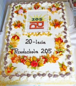Tort okolicznościowy - Cukiernia Markiza Stare Babice