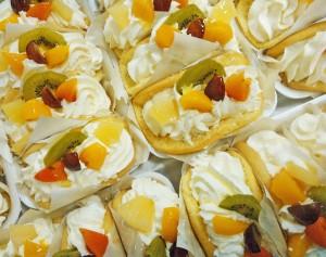 Ciasta deserowe, ciasta z kremem - Cukiernia Markiza Stare Babice