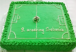 Tort urodzinowy Cukiernia Markiza Stare Babice