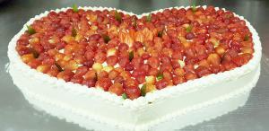 Tort weselny na 120 osób - Cukiernia Markiza Stare Babice