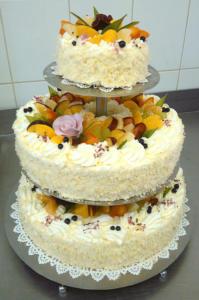 Najlepsze torty weselne - Cukiernia Markiza Stare Babice