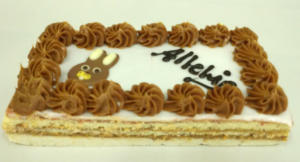Ciasta wielkanocne z Cukierni Markiza Stare Babice - kajmak